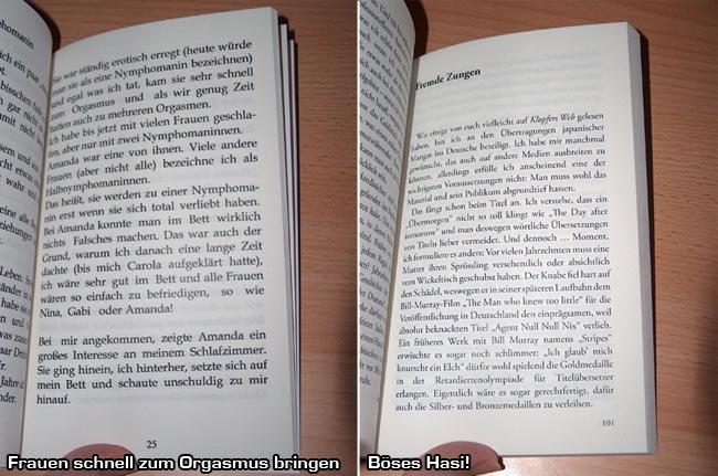Schrift für Blinde