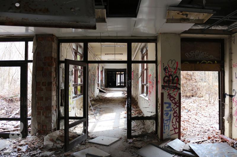 Krankenhaus Weißensee