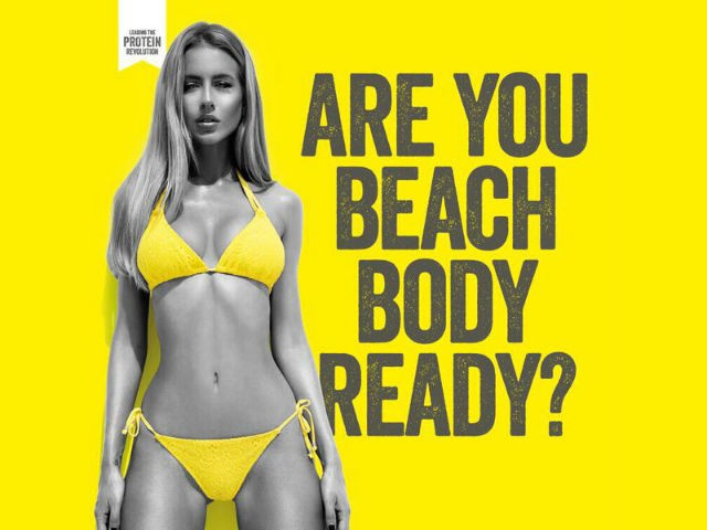 Protein World - Are you beach body ready