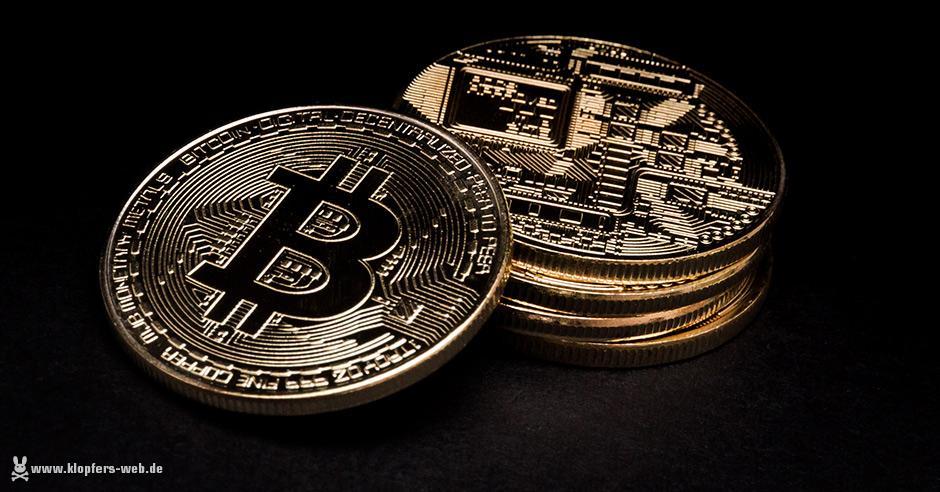 Bitcoins, Blockchain und Klopfertaler