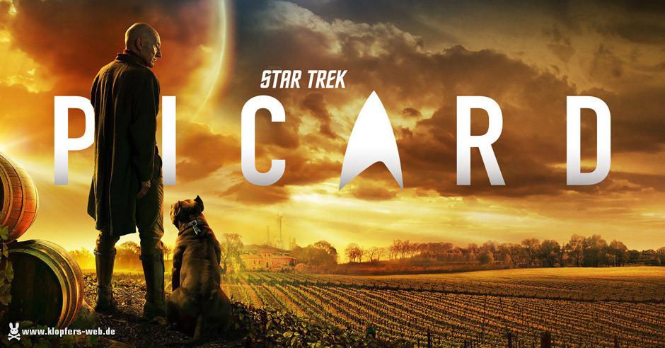 Klopfer redet über Star Trek: Picard
