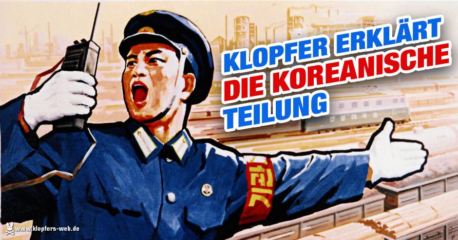 Die koreanische Teilung