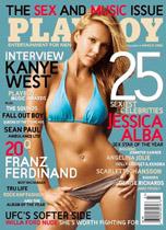 Jessica Alba Playboy