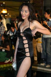 Thailändische Schauspielerin