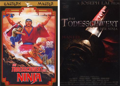Die beiden DVDs